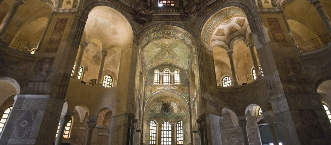 Basilica San Vitale - Palazzo Bezzi Hotel a Ravenna
